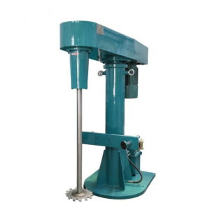 high speed disperser hydraulic lifting