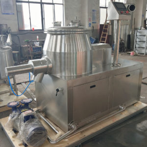 High Shear Mixer Granulator, Rapid Mixer Granulator