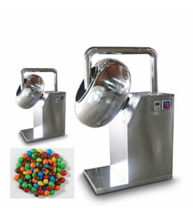 lab candy sugar coating pan